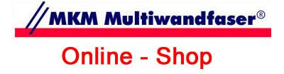 Multiwandfaser Baumwollputz-Shop-Logo